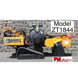 Bandit® Model ZT1844 Track Stump Grinder 38hp Kohler EFI Gas Engine
