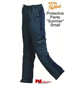 "Stihl Chain Saw Protective Pants ""Summer"""