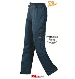 "Stihl Chain Saw Protective Pants ""Logger"""