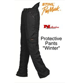 "Stihl Chain Saw Protective Pants ""Winter"""
