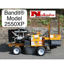 Bandit® Model 2550XP - Self-Propelled Stump Grinder, Kohler, 49hp Diesel