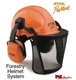 Stihl Pro Mark™ Forestry Helmet System