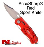 AccuSharp® Red Sport Knife