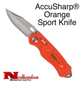 AccuSharp® Orange Sport Knife