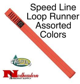 """Weaver Speed Line Loop Runner 1"""" Wide x 24"""" Long"""