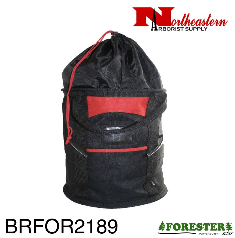 """Forester Large rope bag - over 20"""" tall with drawstring top"""