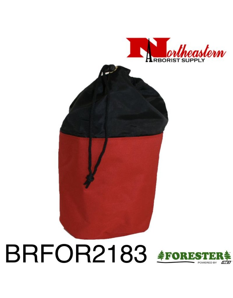 Forester Mini throwline bag with drawstring top
