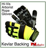 Forester Hi-Vis Arborist / Rope Gloves