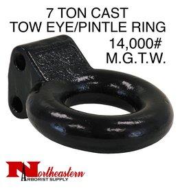 "Pintle Ring, 3"" ID, 7 Ton"