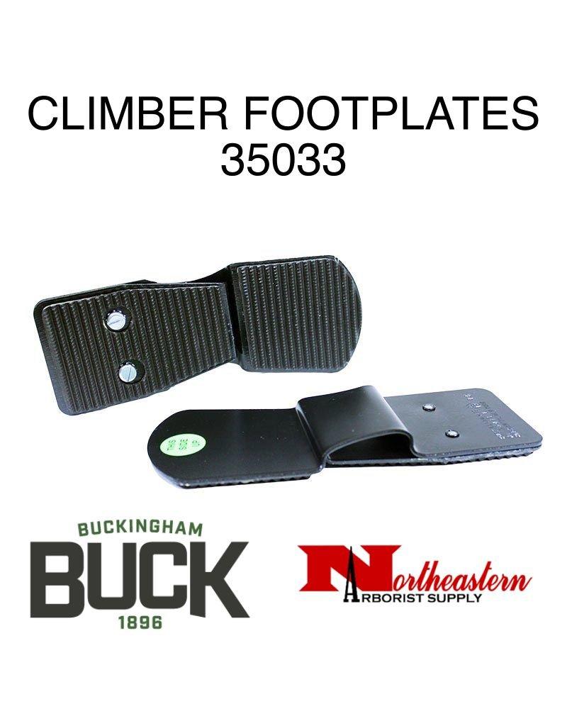 Buckingham Climber Footplates, Pair