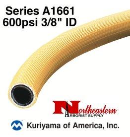 "Kuriyama Hose,  600 psi 3/8"" ID, Yellow"