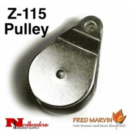 Fred Marvin PULLEY for Pruner, Z-115