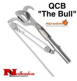 """Fred Marvin The Bull Pruner Head w/Adapter, Dual Pully & Rope 1+3/4"""" Cut"""