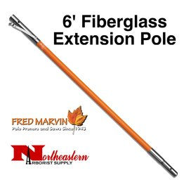 Fred Marvin 6' Fiberglass Extension Pole