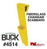 Buckingham Scabbard, Fiberglass for Chainsaws fits Bucket Trucks