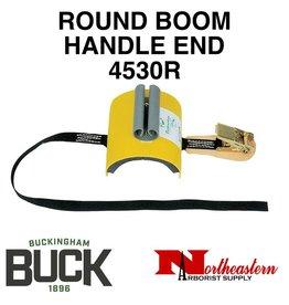 Buckingham Bucket Truck, Boom Handle Holder fits Round Booms