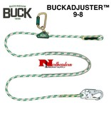 Buckingham Lanyard, BuckAdjuster™, fully adjustable for positioning 8'