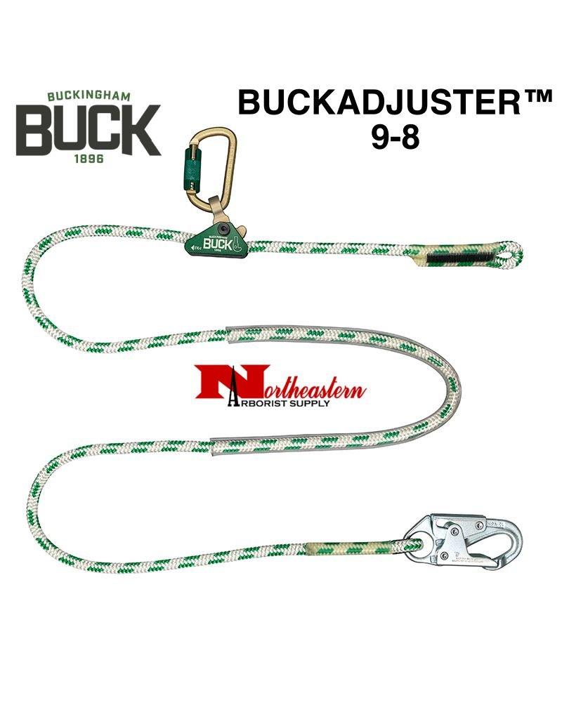 Buckingham Lanyard, BuckAdjuster™, fully adjustable for positioning 8'