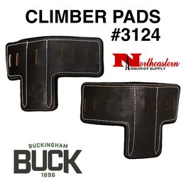 "Buckingham Climber Pads ""T"" Style"