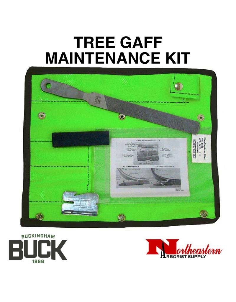 Buckingham Climber, TREE GAFF MAINTENANCE KIT