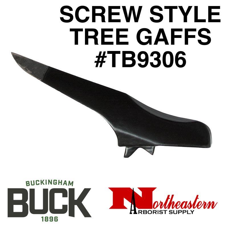 Buckingham Climber, Replacement, SCREW STYLE TREE GAFFS