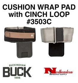 "Buckingham Climber Pads, Velcro/Cinch Loop 3"" Wide"