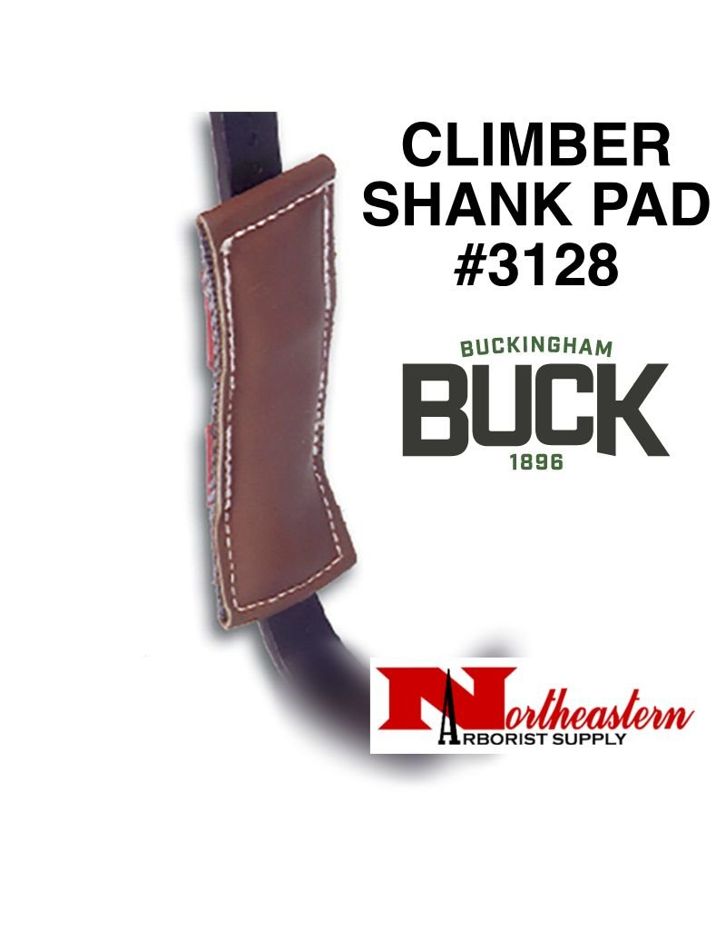 Buckingham Climber Shank Pad, Designed to be worn with climbers to help prevent ankle chaffing.