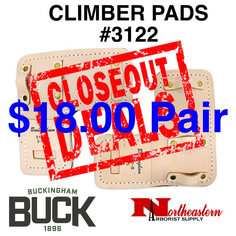 "Climbing Pads, ""L"" Shaped .      * While Supplies Last *"