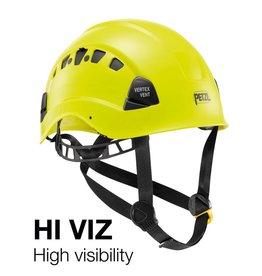 Petzl Helmet, VERTEX® VENT, High Visibility Yellow