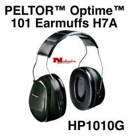 3M PELTOR Optime™ 101 Series Over-the-Head Earmuffs