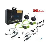 VERTIX™ VERTIX Wireless Intercom, Twin Pack Bundle