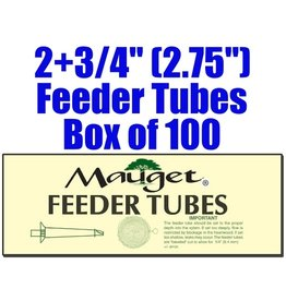 Mauget FEEDER TUBES (100) 2+3/4""