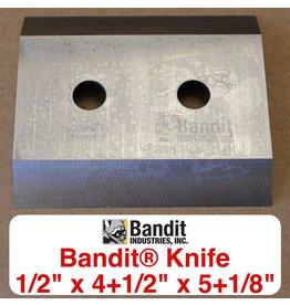 """Bandit® Parts Knife M150XP-1850 5/8"""" Hole, 1/2"""" x 4+1/2"""" Wide x 5+1/8"""" Long"""