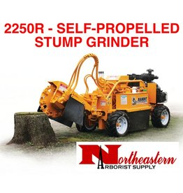 Bandit® MODEL 2250R Self Propelled Stump Grinder with 25hp Kohler Gas Engine