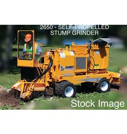 Bandit® Model 2650SP Stump Grinder with KOHLER 74 hp Diesel Tier 4 Final