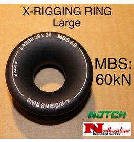 NOTCH X-Rigging Ring Large