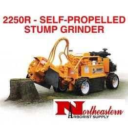 Bandit® MODEL 2250R Self Propelled Stump Grinder with 25hp Kohler Gas Engine