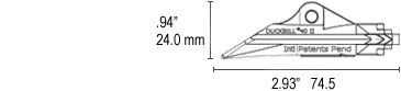 DuckBill Anchor Model 40