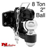 """Bandit® Parts Hitch, Combination with 2"""" Ball"""