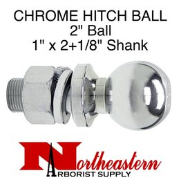 "Ball 2"", Replacement, Shank Diameter 1"" x 2+1/8"" Shank Length 5,000# M.G.T.W."