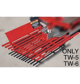Timberwolf Log Splitter Optional Table Grate, (TW-5, TW-6 Only)