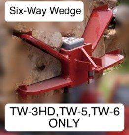 Timberwolf Optional Six-Way Wedge (TW-3HD, TW-5, TW-6)