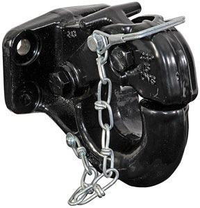 Bandit® Parts PINTLE HOOK, 20-Ton M.G.T.W.