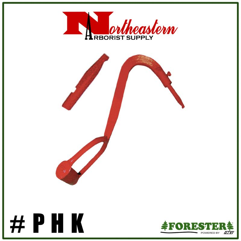 Forester This New England Style Pulp Hook has a sturdy steel construction and a comfortable handle. Replacement Tips available.