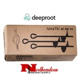 "DeepRoot Tree Anchoring Kit w/Arbor Tie, 3- 15"" stakes & 30' of Arbor Tie"