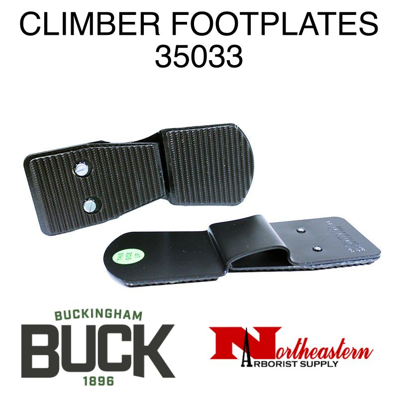 Buckingham Climber Footplates, Pair