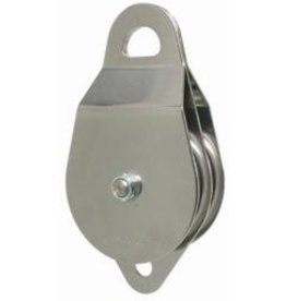 "CMI SNATCH BLOCK 5/8"" Rope, 25,000 MBS"