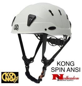 KONG Spin Helmet White - ANSI Z89.1