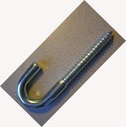 "Fehr Bros. J-LAG 3/8"" Right Hand Thread, Zinc Plated"