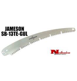 "Jameson Tri-Cut Saw Blade with gullets, 13"""